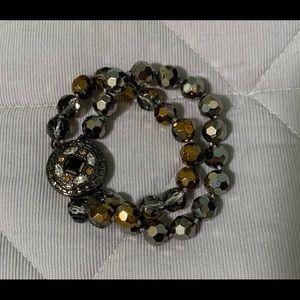 Carolee women's bracelet from Bloomingdales